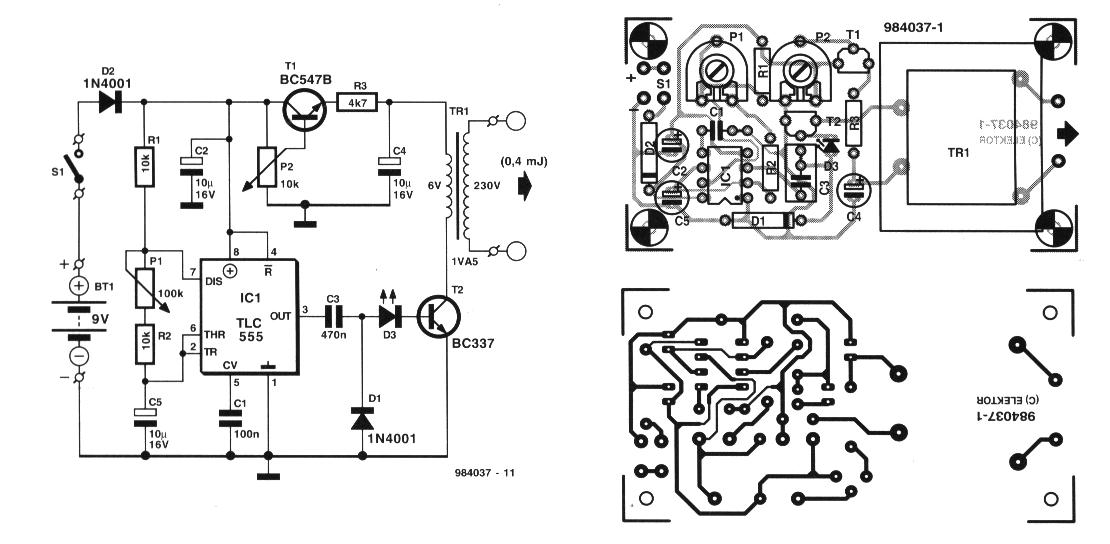 electric fence circuit diagram  u2013 wirdig  u2013 readingrat net